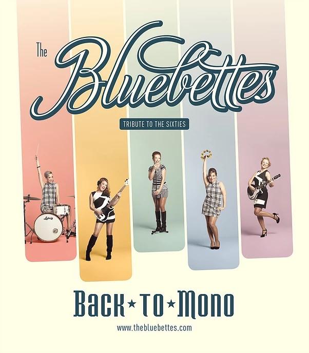The Bluebettes – Back To Mono (reprise)